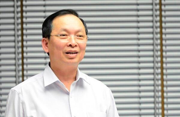 Phó Thống đốc Ngân hàng nhà nước Đào Minh Tú