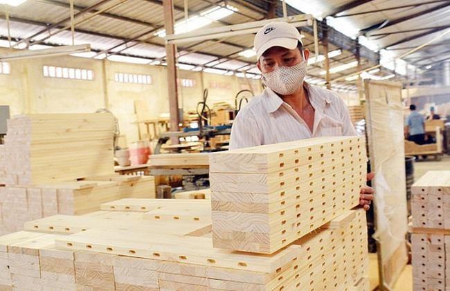 Xuất khẩu gỗ đạt 9,5 tỷ USD, tăng thêm 3,3 tỷ USD so với cùng kỳ 2020