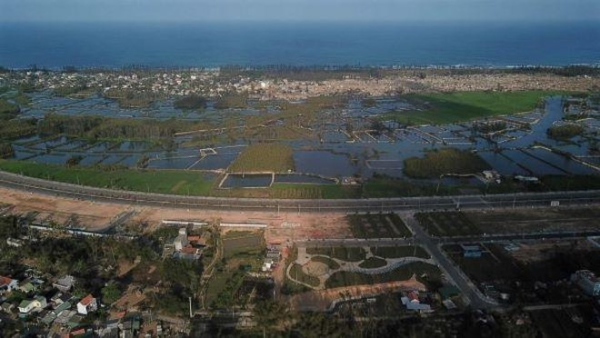 Quảng Ngãi xây 5 khu tái định cư cho dự án ven biển Dung Quất - Sa Huỳnh giai đoạn IIa