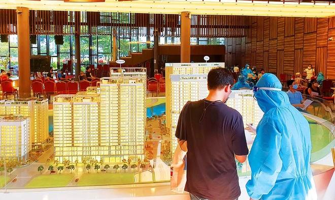 Thị trường bất động sản TP.HCM: Giá bán vẫn duy trì đà tăng