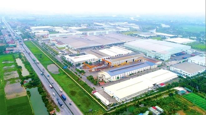 Bơm vốn cho bất động sản công nghiệp và logistics