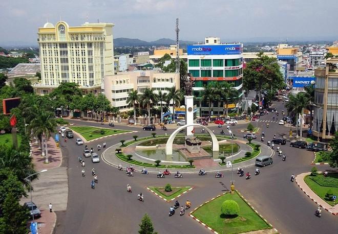 Đắk Lắk sẽ phát triển 21 đô thị