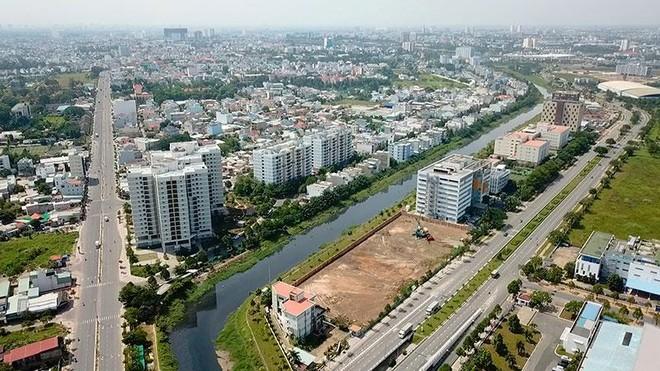 Hà Nội thúc tiến độ phát triển 5 huyện thành quận vào năm 2025