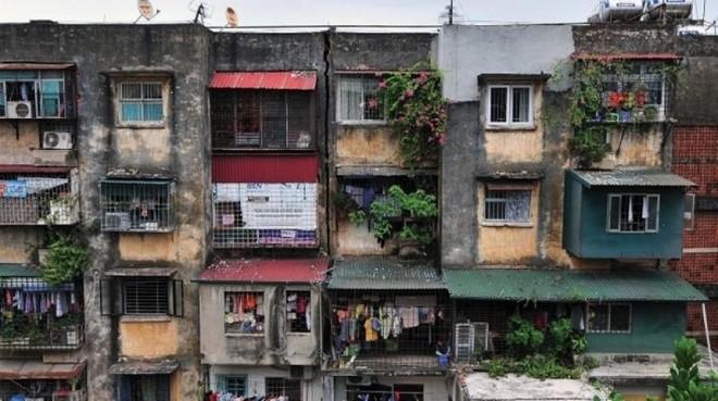 Hà Nội sắp xem xét Đề án cải tạo, xây dựng lại chung cư cũ