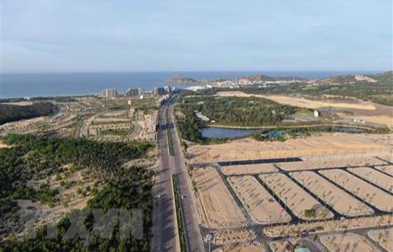 Bình Định tăng cường quản lý kinh doanh bất động sản ở Khu kinh tế Nhơn Hội