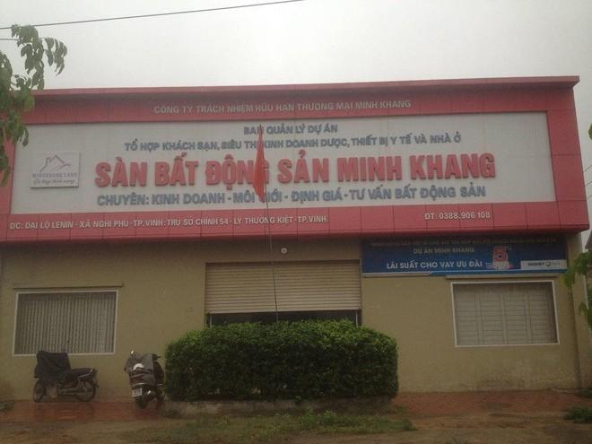 Nghệ An: Khởi tố, tạm giam vợ chồng Tổng giám đốc Công ty Minh Khang ảnh 1