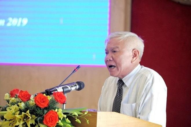Ông Lê Văn Dẽ, nguyên Giám đốc Sở Xây dựng tỉnh Khánh Hòa. Ảnh: P.V