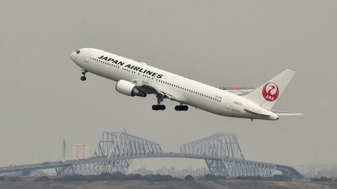 Cổ phiếu Japan Airlines tăng 4,47% trong ngày giao dịch 21/9. Ảnh: AFP