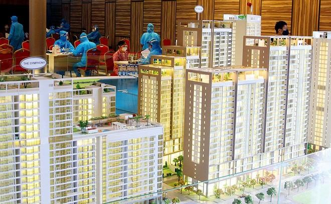 """Hàng trăm dự án bất động sản sắp được """"cởi trói"""""""