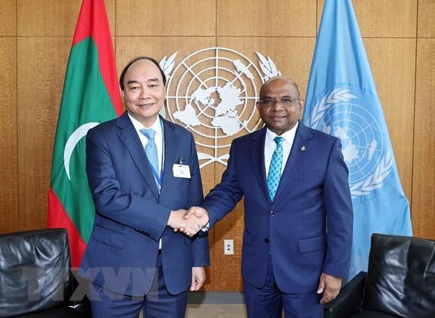 Lãnh đạo Liên hợp quốc và các nước đánh giá cao đóng góp của Việt Nam tại Liên hợp quốc ảnh 2