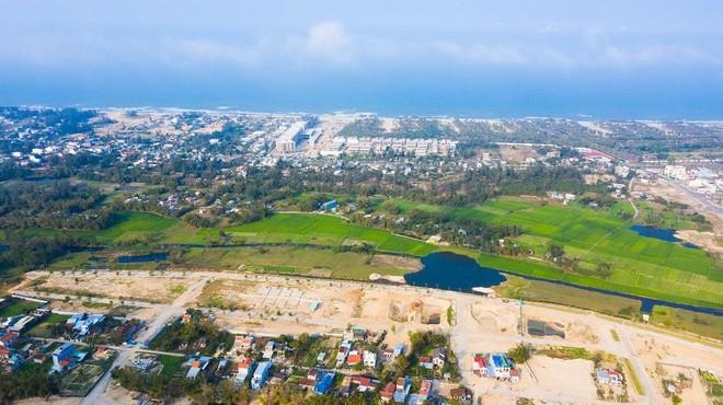 Quảng Nam phê duyệt đầu tư hàng loạt dự án nhà ở thương mại