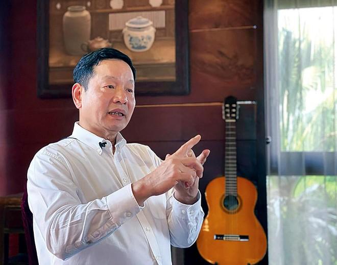 """Ông Trương Gia Bình chia sẻ về giải pháp giúp doanh nghiệp """"sống chung với Covid-19"""""""