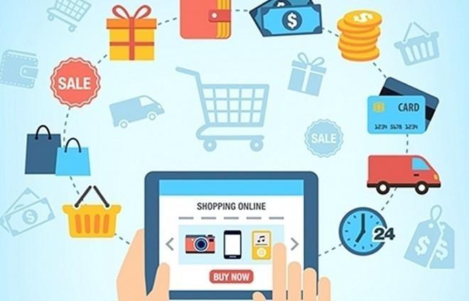 """TMĐT giúp người tiêu dùng mua sắm tại các thị trường quốc tế và trở thành """"người tiêu dùng toàn cầu""""."""