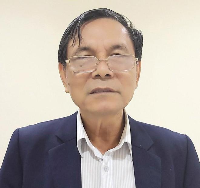 PGS-TS Đặng Văn Thanh.
