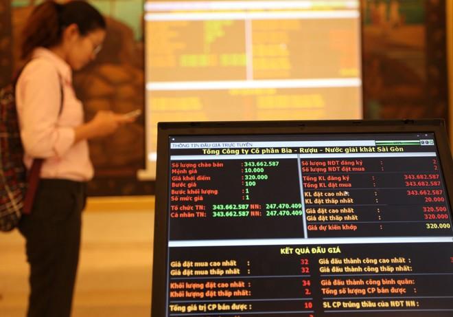 Đấu giá Sabeco: Đại gia Thái mua 53,59% vốn, Bộ Công thương thu về gần 110.000 tỷ đồng ảnh 1