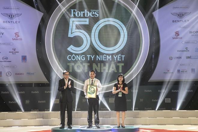 Vicostone đạt Top 50 công ty niêm yết tốt nhất Việt Nam
