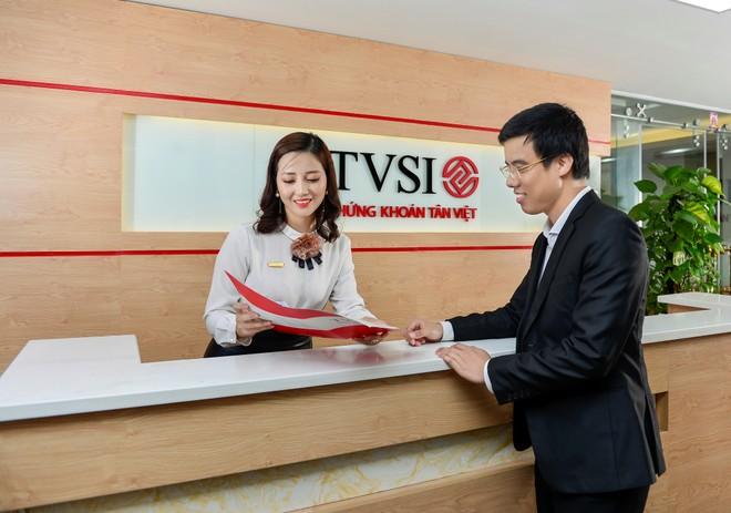 6 tháng, TVSI đạt 468,8 tỷ đồng doanh thu