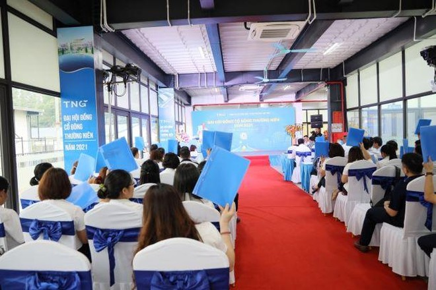 ĐHCĐ TNG: Duy trì ngành lõi, mở rộng thêm bất động sản công nghiệp ảnh 1