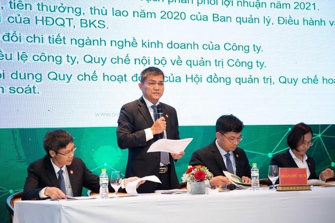 Đại hội đồng cổ đông PVCFC (DCM): Cạnh tranh năm 2021 sẽ khốc liệt