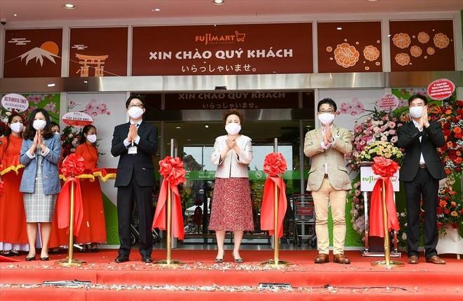 BRG - Sumitomo khai trương siêu thị FujiMart thứ 3 tại Hà Nội