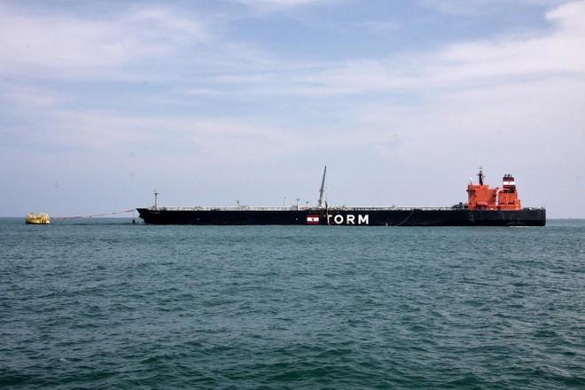 Trong năm 2021, NMLD Dung Quất sẽ nhập 7,273 triệu tấn dầu để phục vụ cho công tác sản xuất, kinh doanh