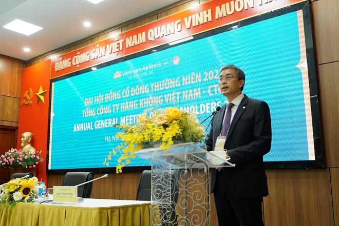 Ông Đặng Ngọc Hòa, Chủ tịch HĐQT Vietnam Airlines