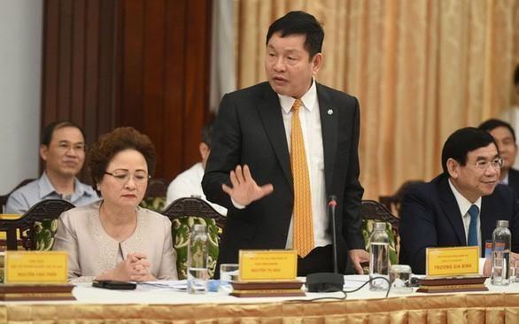"""Ông Trương Gia Bình, Chủ tịch HĐQT FPT chia sẻ tại cuộc """"Đối thoại 2045"""""""