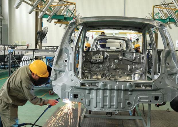 4 tháng đầu năm, lượng xe lắp ráp trong nước bán ra tăng 24%