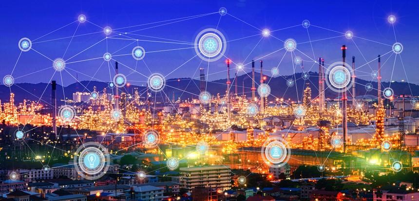 Kho dữ liệu sẽ giúp tăng cường sự tương tác của Việt Nam với các chuỗi cung ứng toàn cầu, góp phần tăng trưởng kinh tế. Ảnh: Shutterstock.