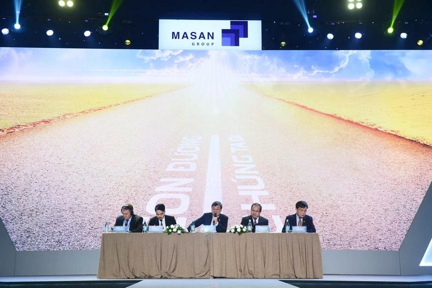 Cổ phiếu MSN của Tập đoàn Masan dẫn đầu về mức đóng góp cho chỉ số chứng khoán trong tuần qua