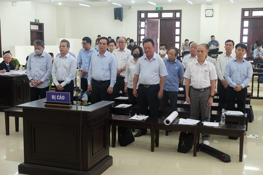 Cựu Chủ tịch UBND TP. Đà Nẵng Văn Hữu Chiến kêu oan, đổ lỗi cho người tiền nhiệm Trần Văn Minh