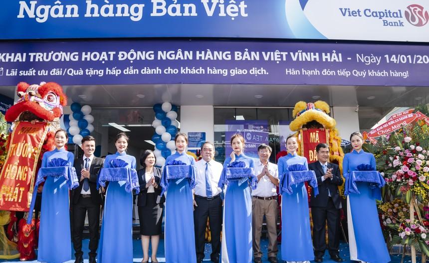 Ngân hàng Bản Việt khai trương Phòng giao dịch Vĩnh Hải