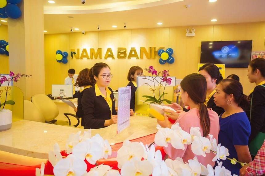 Nam A Bank đưa vào hoạt động nhiều điểm kinh doanh mới trên toàn quốc
