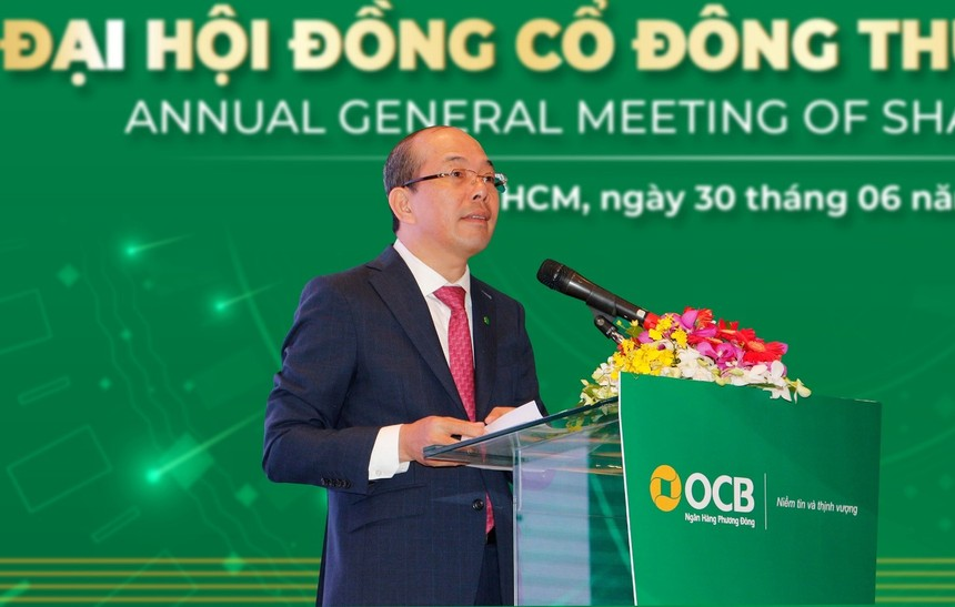 """Chủ tịch OCB: """"Ngân hàng rất muốn niêm yết càng sớm càng tốt"""""""