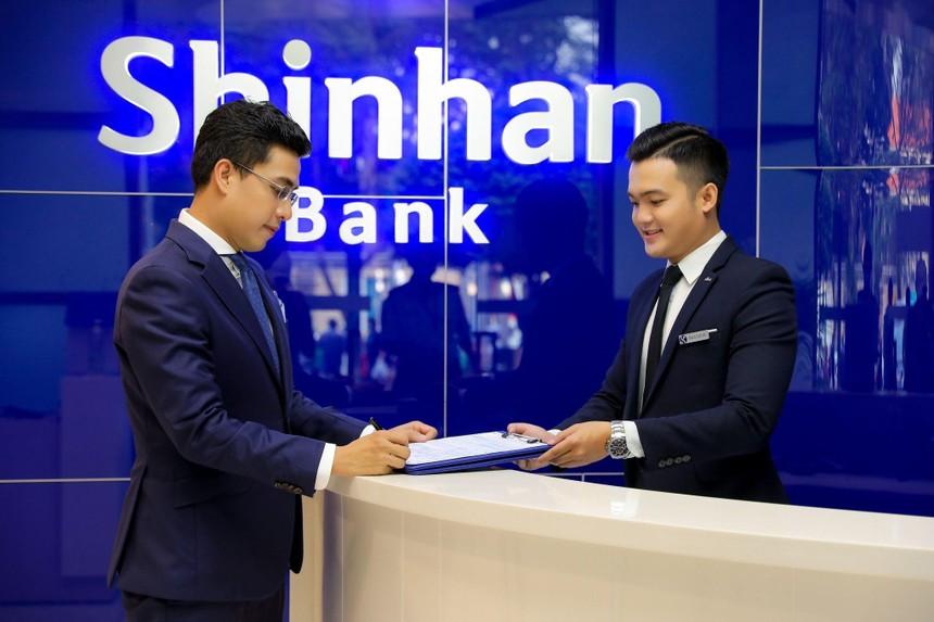 Ngân hàng Shinhan cho vay mua nhà, mua xe lãi suất 7,5%/năm cố định 7 năm