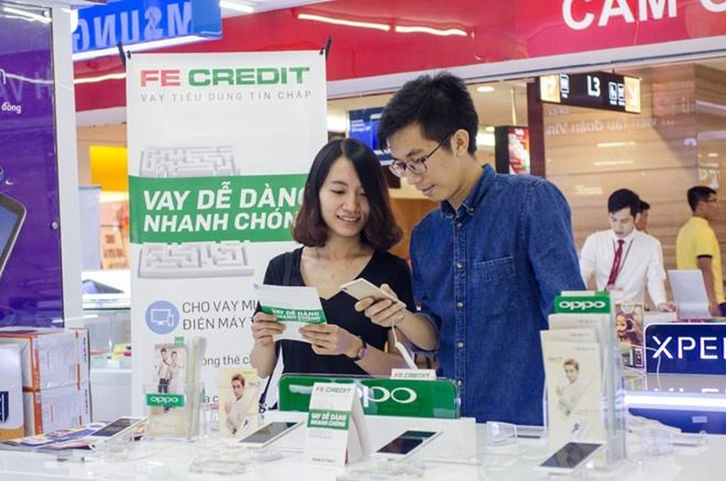 FE Credit đạt 800 tỷ đồng lợi nhuận trong quý I/2021