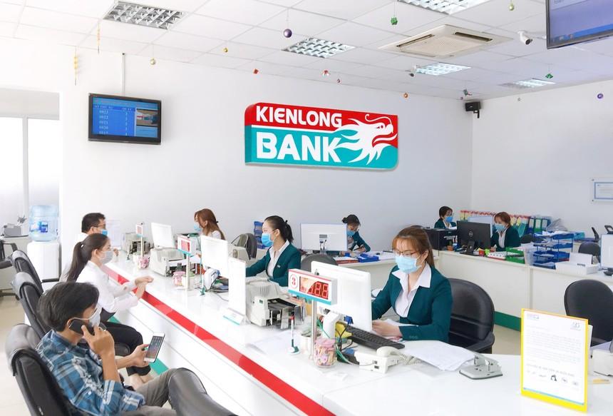 Kienlongbank được chấp thuận tăng vốn lên 3.653 tỷ đồng bằng việc trả cổ tức tỷ lệ 13%