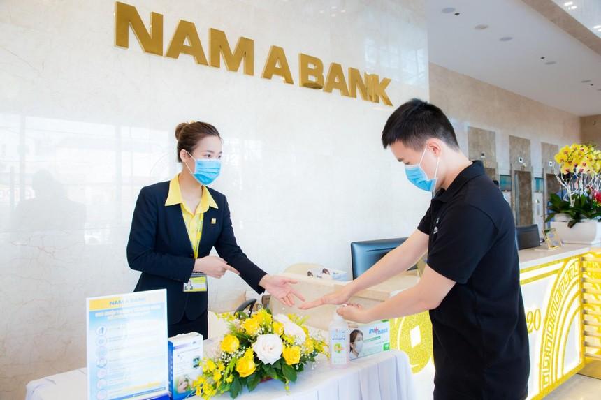 Nam A Bank áp tiêu chí mới phòng dịch Covid-19 ở thời kỳ bình thường mới