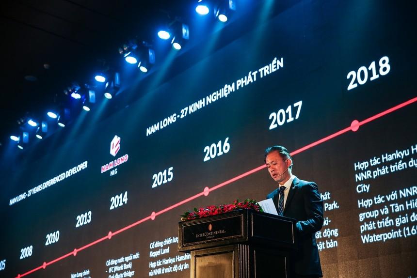 Nam Long (NLG) lọt Top 50 thương hiệu dẫn đầu 2019