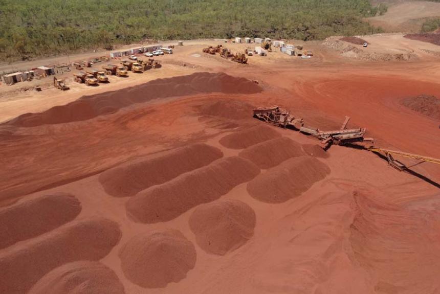 Hòa Phát mua thành công mỏ quặng sắt tại Úc, tiến tới tự chủ 50% nguyên liệu quặng sắt