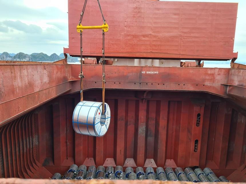 Hòa Phát đạt sản lượng 695.000 tấn thép các loại trong tháng 5