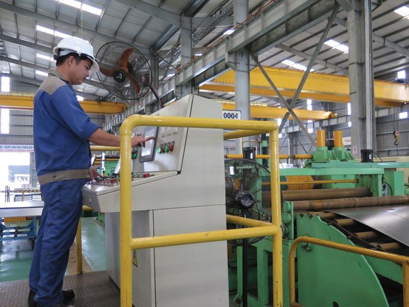 Thaco đang quyết tâm mở rộng sản xuất, tăng tỷ lệ nội địa hóa. Ảnh: Hoàng Minh