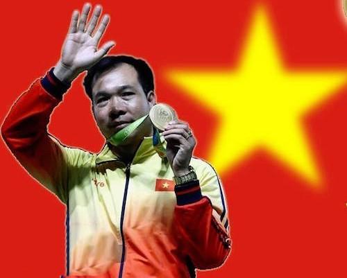 Hình ảnh Hoàng Xuân Vinh được không ít thành viên Facebook đặt avatar.