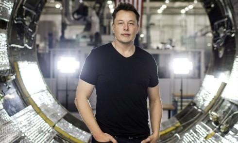 Tài sản của Elon Musk chủ yếu đến từ cổ phiếu Tesla. Ảnh: AFP