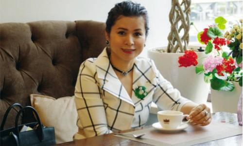 Bà Lê Hoàng Diệp Thảo được khôi phục chức vụ Phó tổng giám đốc Tập đoàn Trung Nguyên. Ảnh: PV.