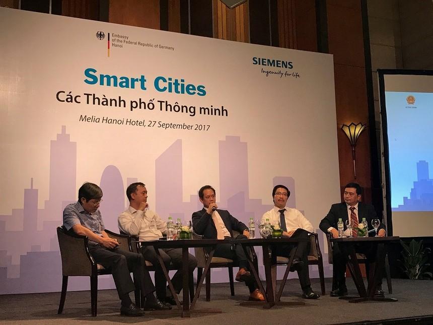Các thành phố thông minh