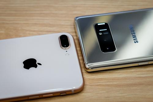 iPhone 8 Plus và Galaxy Note8 đang là những smartphone chụp ảnh tốt nhất thế giới