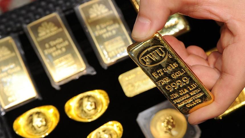 Giá vàng hôm nay (22/3): Giá vàng trong nước tăng gần 200.000 đồng/lượng