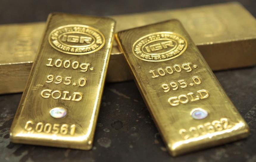 Giá vàng hôm nay ngày 2/11: Đột ngột leo cao