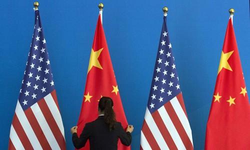 Các quan chức Mỹ và Trung Quốc sẽ gặp nhau để đàm phán về thương mại tại Washington tuần này. Ảnh: Bloomberg.